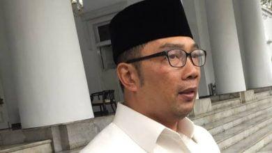 Gubernur Jawa Barat (Jabar) Ridwan Kamil mengucapkan belasungkawa atas meninggalnya ibunda Presiden RI Joko Widodo, Sudjiatmi Notomihardjo