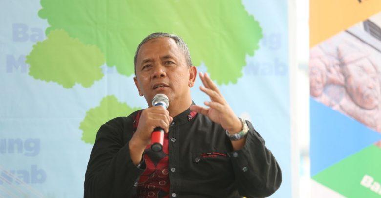 Pemerintah Kota Bandung kembali mengingatkan warga Kota Bandung untuk tetap waspada terhadap ancaman penyebaran Virus Corona.