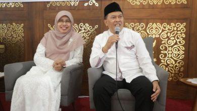 Wali Kota Bandung, Oded M. Danial beserta istri telah melakukan rapid test dengan hasil negatif Covid-19
