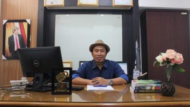 Ketua Komisi Informasi Jawa Barat, Ijang Faisal resmi mengajukan surat rekomendasi keterbukaan informasi terkait penanggulangan virus Covid-19