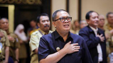 Walikota Bandung Oded M. Danial mengajak masyarakat Kota Bandung Berkorban Demi Keselamatan