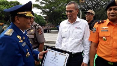 Palang Merah Indonesia (PMI) Kota Bandung akan tetap melayani warga