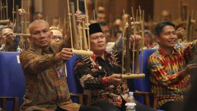 SEKWAN SE-INDONESIA MENYAMAKAN PERSEPSI DI KOTA BANDUNG