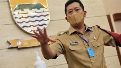Ketua Harian Gugus Tugas Percepatan Penanganan Covid-19 Kota Bandung, Ema Sumarna menegaskan, Pembatasan Sosial Berskala Besar (PSBB) di Kota Bandung akan lebih diperketat