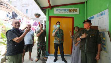 Pemerintah Kota Bandung terus memasifkan imbauan dan edukasi kepada warga tentang pencegahan penyebaran virus corona