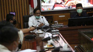 Komisi I DPRD Jawa Barat mengapresiasi upaya Pemerintah Kota (Pemkot) Bandung menangani pandemi Covid-19