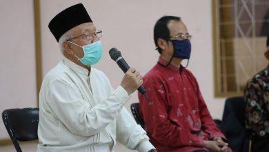 Ketua Majelis Ulama Indonesia (MUI) Kota Bandung, KH. Miftah Farid menyerukan agar umat muslim bisa lebih disiplin mengikuti anjuran pemerintah selama Pembatasan Sosial Berskala Besar (PSBB)