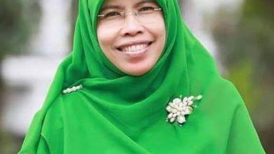 Ketua Forum Bandung Sehat (FBS), Siti Muntamah Oded terus menyerukan agar warga tetap tinggal di rumah.