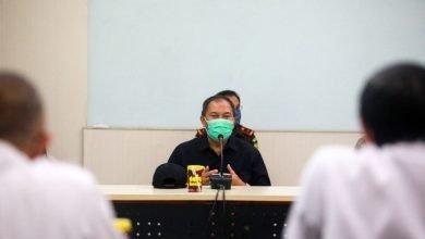 Wali Kota Bandung, Oded M. Danial memastikan, para tenaga medis tidak akan pernah berjuang sendiri untuk melawan wabah Covid-19