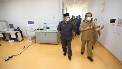 Pemerintah Kota Bandung tengah menyiapkan ruangan di Rumah Sakit Khusus Ibu dan Anak (RSKIA) untuk laboratorium Biosafety Level (BSL 2). Laboratorium ini untuk mempercepat pendeteksian Covid-19