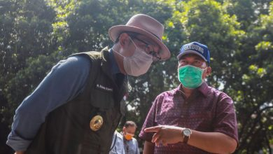 Kolaborasi Walikota Bandung dan Gubernur Jawa Barat dalam Rapid Test
