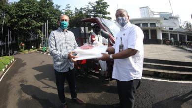 Kepala Bagian Humas Setda Kota Bandung, Sony Teguh Prasatya mengucapkan terima kasih kepada ZAG Advertising yang telah memberikan dukungan untuk sosialisasi dan edukasi kepada masyarakat
