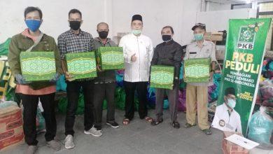 Ketua DPC PKB Kota Bandung H Erwin SE