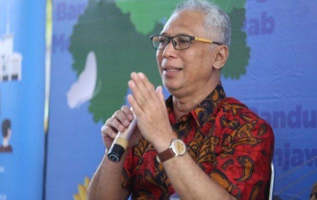 Kepala BPPD Kota Bandung, Arief Prasetya