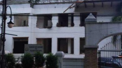 pembangunan proyek Rumah Sakit di Jampang Kulon Sukabumi