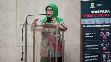 Koordinator Bidang Perencanaan, Data, Kajian dan Analisa Gugus Tugas Covid-19 Kota Bandung, Ahyani Raksanagara