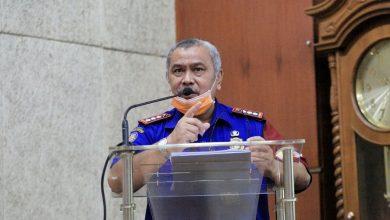 Sekretaris Diskar PB Kota Bandung, Rachmat Hidayat