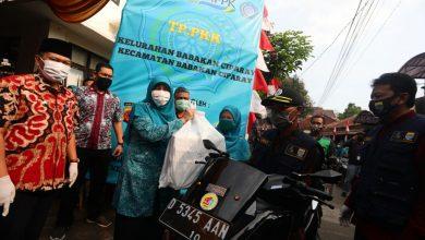 Pemerintah Kota (Pemkot) Bandung resmi meluncurkan program Sabandung atau Sangu Bancakan Urang Bandung