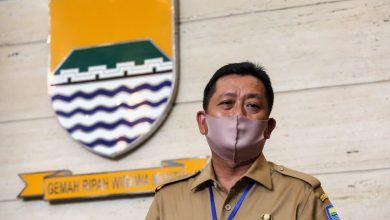 Ketua Harian Gugus Tugas Percepatan Penanganan Covid-19 Kota Bandung, Ema Sumarna
