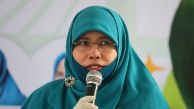 Ibu Hj Siti Muntamah Oded