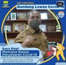 Kepala Bagian Humas Setda Kota Bandung, Sony Teguh Prasatya