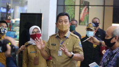 Ketua Harian Gugus Tugas Covid-19 Kota Bandung, Ema Sumarna menegaskan, perlu komitmen pengelola mal dan pusat perbelanjaan