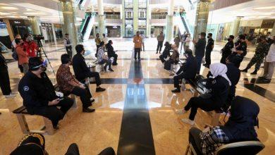 Ketua Harian Gugus Tugas Covid 19 Kota Bandung, Ema Sumarna menilai secara keseluruhan pengelola mal dan pusat perbelanjaan telah siap menghadapi Adaptasi Kebiasaan Baru (AKB)