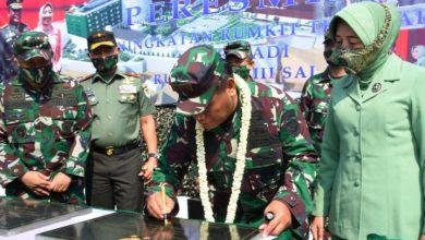Panglima Daerah (Pangdam) III/Siliwangi Mayjen TNI