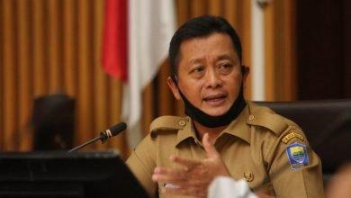 Ketua Pelaksana Harian Gugus Tugas Percepatan Penanganan Covid-19 Kota Bandung, Ema Sumarna