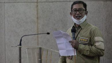 Kepala DPU Kota Bandung, Didi Ruswandi