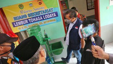 Yana Mulyana Tinjau lembur Tohaga Lodaya di kelurahan kacapiring