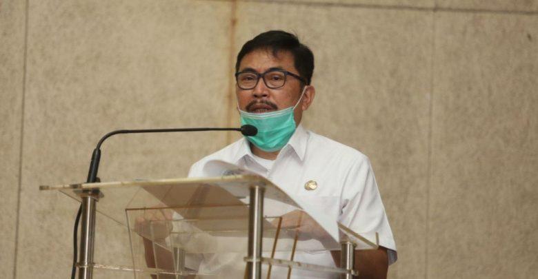 Kepala Dinas Pendidikan (Disdik) Kota Bandung, Hikmat Ginanjar