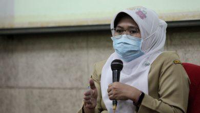 Kepala Bidang Pencegahan dan Pengendalian Penyakit Dinas Kesehatan Kota Bandung, Rosye Arosdiani Apip