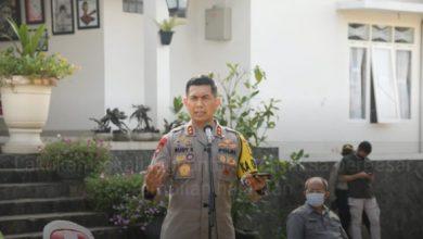 Kapolda Jabar Bersama Pangdam III/Siliwangi, Hadiri Rapat Evaluasi AKB Di Kota Cimahi, Selasa (15/09/2020)