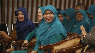 Ketua TP PKK Kota Bandung, Siti Muntamah